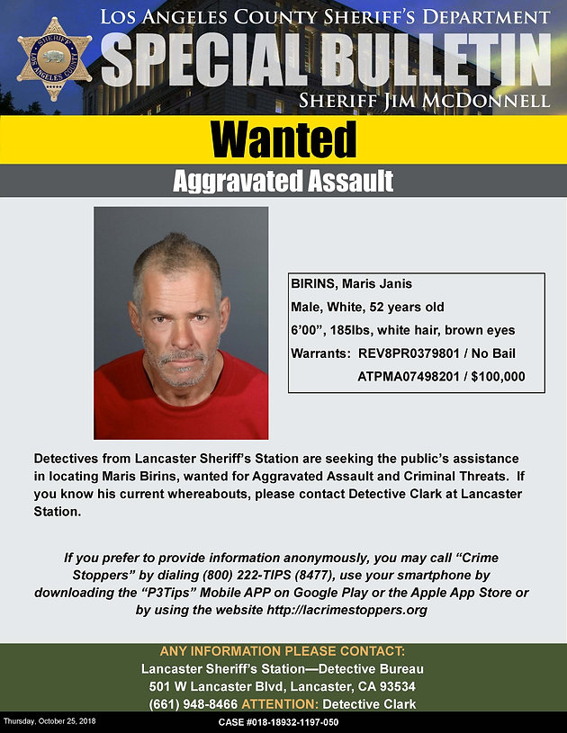 Lancaster Station Detectives Need Your Help Locating Suspect