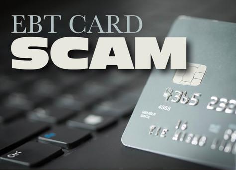 LASD Fraud Friday, EBT SCAM