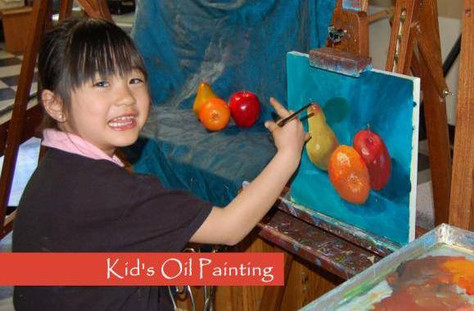 Help your child take their artist skills