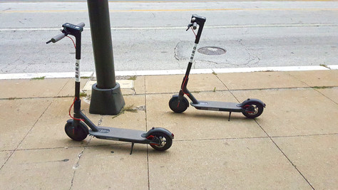 Electric scooter pilot program approved