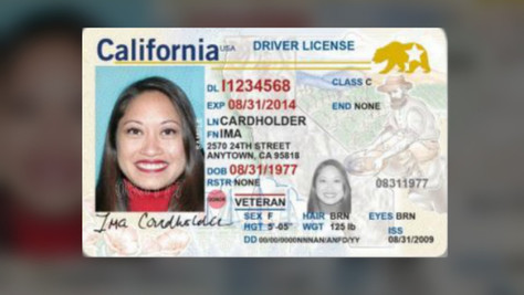 DMV ENCOURAGES CALIFORNIANS TO GET A REAL ID NOW