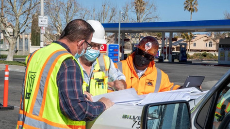 Lancaster Awarded Six Caltrans Highway Safety Improvement Program Grants.