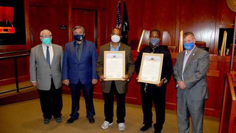 City of Palmdale Proclaims February as African American History Month