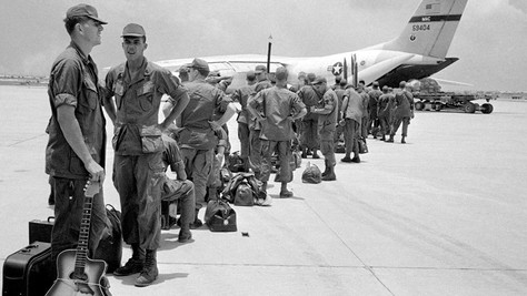 Fifty years later, outpouring of gratitude for Vietnam vets