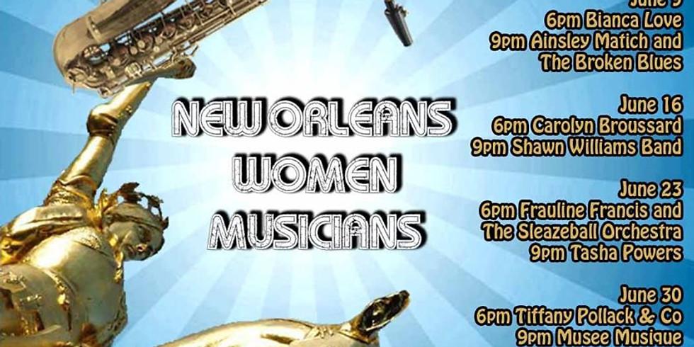 New Orleans Women Musicians Series