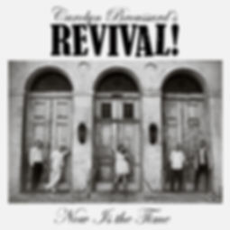 """Now Is The Time""-Caroly Broussard's Revival"