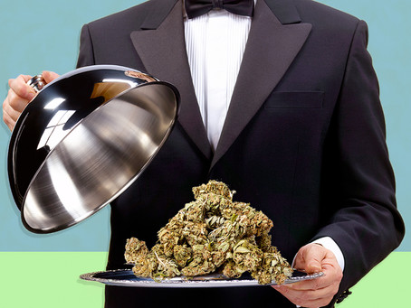 Caviar Cone, the Cannabis Connoisseur's Choice!