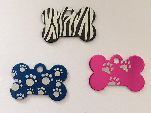 TAG (Modelo Osso Animal Print)