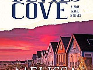 Murder in Devil's Cove by Melissa Bourbon