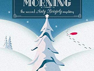 The Case of the Ghost of Christmas Morning by P.J. Fitzsimmons
