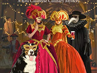 Of Masques and Murder by Maureen Klovers