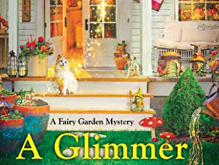 A Glimmer of a Clue by Daryl Wood Gerber