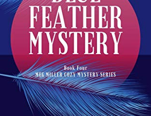 The Blue Feather Mystery by Phyllis H. Moore