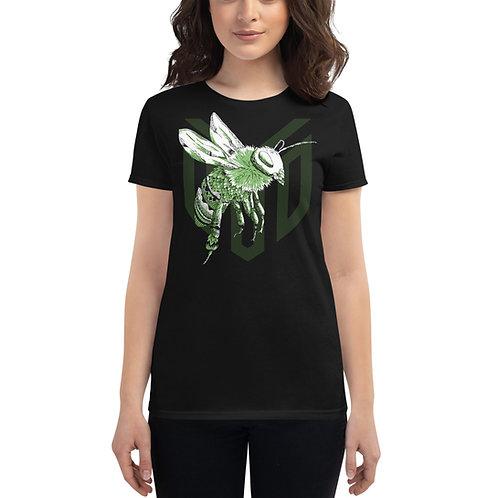 Hopped Bee Ladies' short sleeve t-shirt