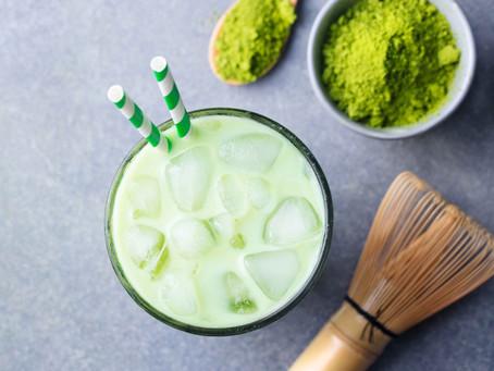 Recipe: Honey Water Iced Matcha