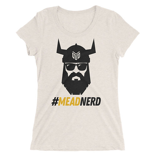MEAD NERD Ladies' t-shirt