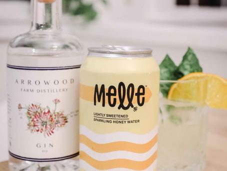 Recipe: Orange BeeSide Cocktail