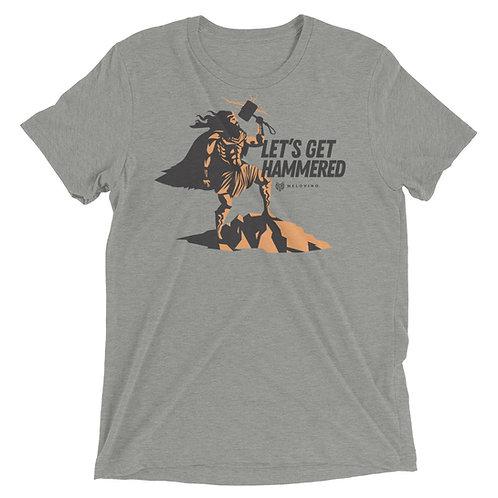 GET HAMMERED Men's t-shirt