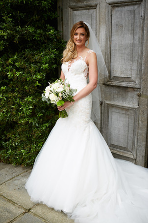 winters barn bride