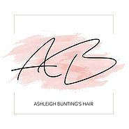 Ashleigh Buntings hair logo