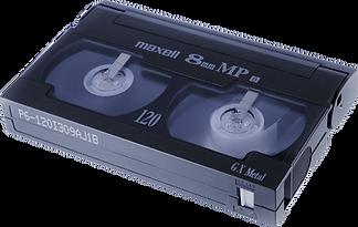 8mm cassette