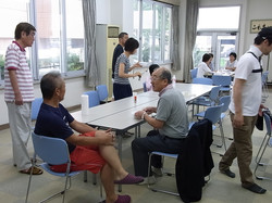 '16.9.18御幸本町防災訓練(雨天中止)