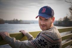 Robert on Rhode Island Pond