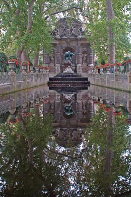 La Fontaine de Médicis