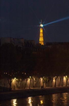 La Seine & Le Tour Eiffel