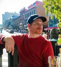 Robert at Pub
