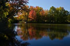 Roger Williams Park - Pleasure Lake