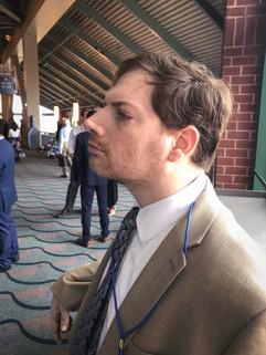 Robert at Lunch Break