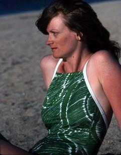 Johnnie On The Beach