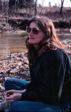 Johnnie on Cedar Creek