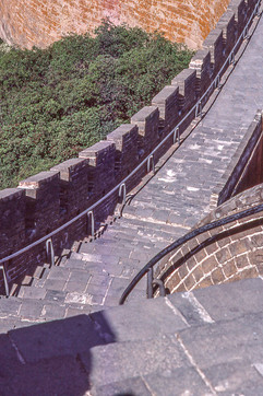 Beijing - Vicinity - Great Wall - Steep