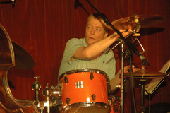 Lenny on Drums