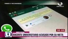 Escandalo por docente de la Universidad Mayor De San Simon acusado de abuso sexual