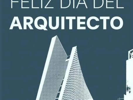 1 de octubre día mundial del arquitecto