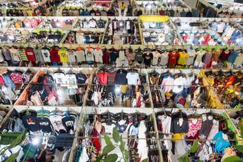 Merchandise at Victoria Mall, Davao City