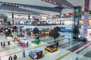 SM Mall at Davao City, Philippines