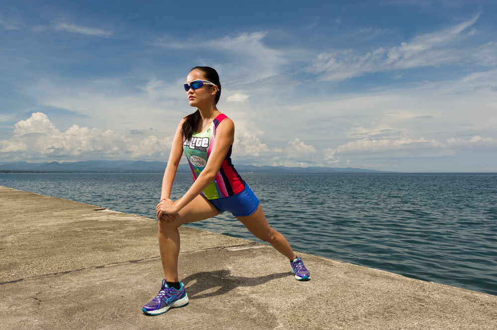 Triathlete Portrait