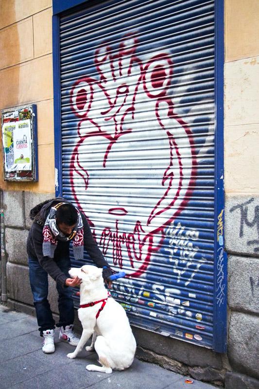 Heart - Madrid, Spain