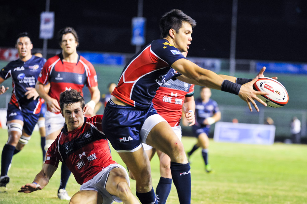 Philippine Volcanoes Rugby