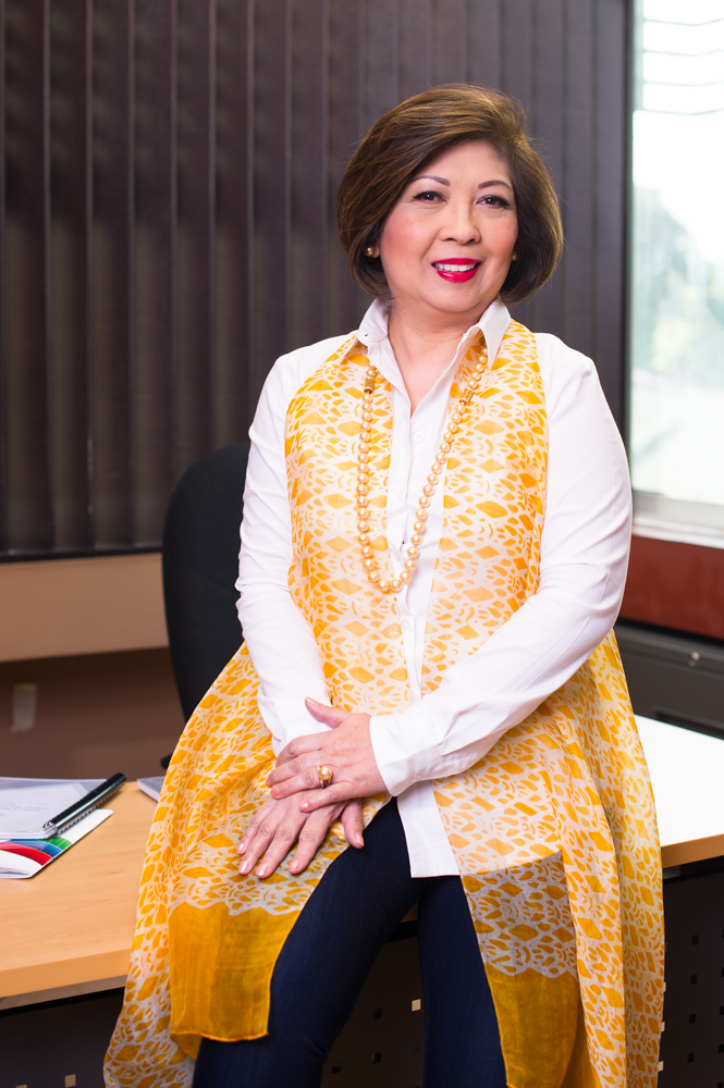 Clarissa Ocampo ABS CBN Foundation