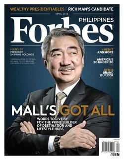 Jinggo Montenejo Forbes Cover