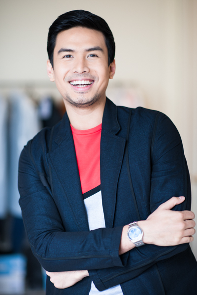 Christian Bautista for Swatch