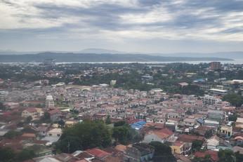 Housing development in Davao City