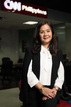 Armie Jarin of CNN Philippines