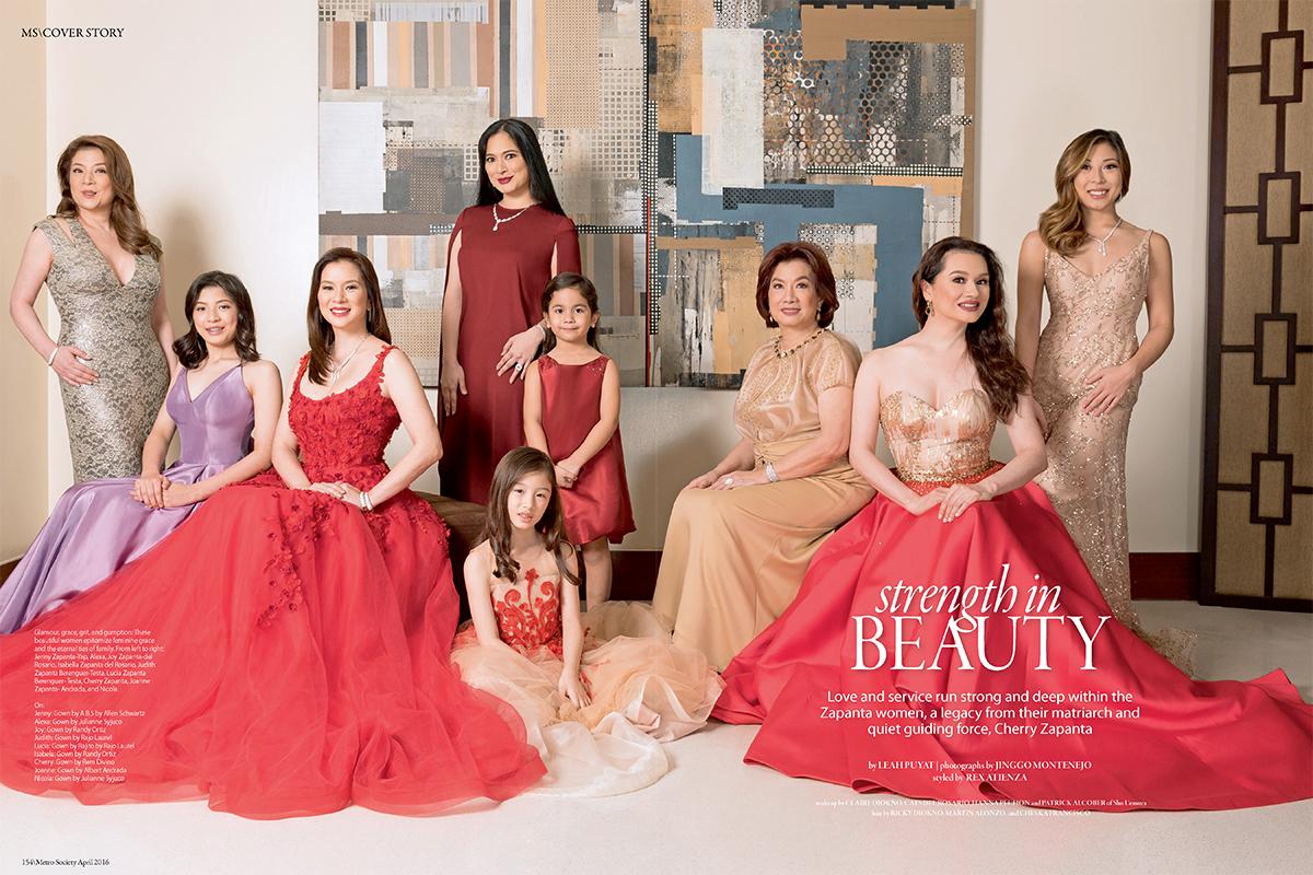 Jinggo Montenejo Zapanta Family