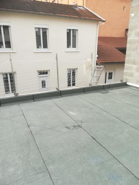 étanchéité toit terrrasse